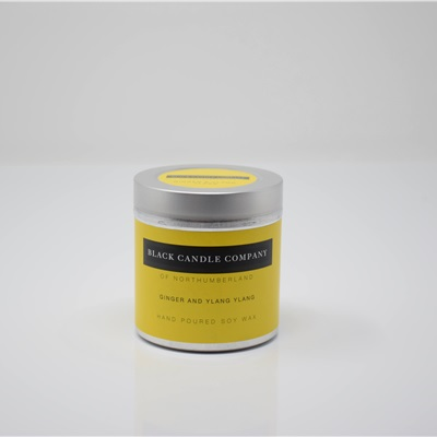 Gingerlily and Ylang Ylang Candle