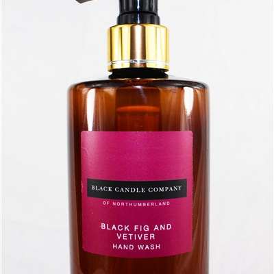 Black fig and vetiver 500ml Amber hand wash