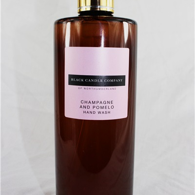 Champagne and pomelo Amber 500ml hand wash