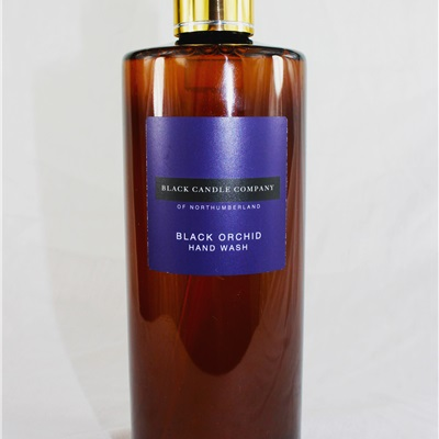 Black orchid Amber 500ml hand wash