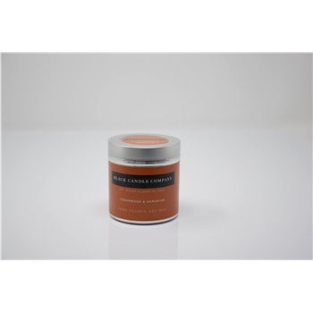 Cedar Wood and Geranium Candle