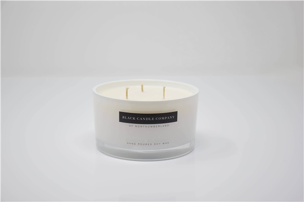 Luxury Orange and Honey Candle