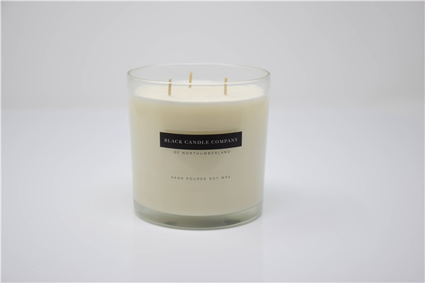 Large Luxury Cocoa and Patchouli Candle