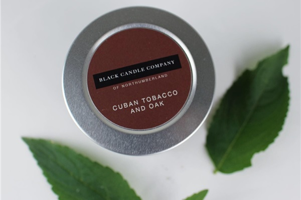 Cuban tobacco and oak