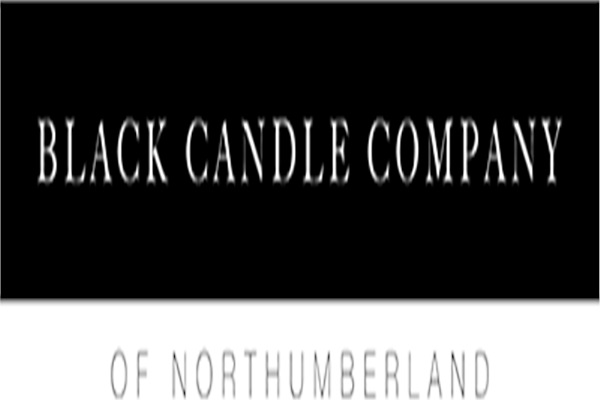 Black to Black Amber 3 wick candle