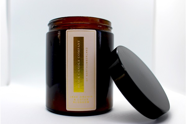 Amber candle 150g